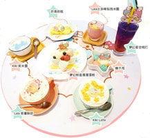 【米芝Gi周記】Little Twin Stars 主題甜品店