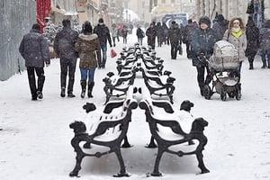 烏克蘭首次25日過聖誕