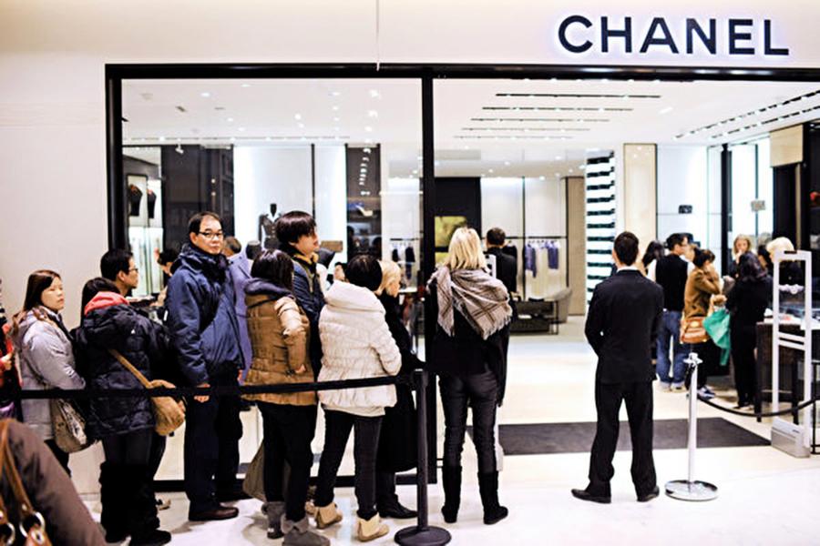 中國被指最奢侈發展中國家
