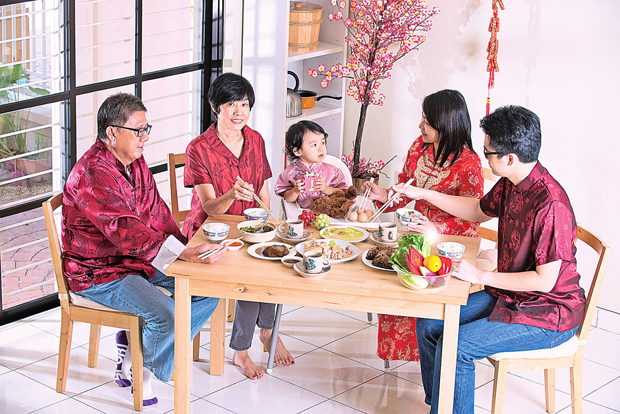 健康菜餚 登上節日餐桌