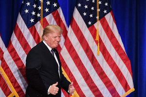 報告:特朗普一年內使IS喪失98%地盤