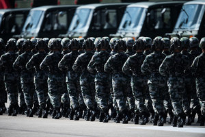 駐港部隊副司令調任駐澳門部隊司令員