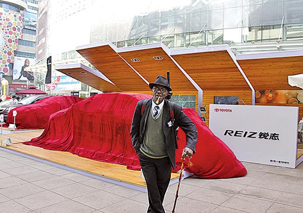 2006年賽恩開始其中國之旅。