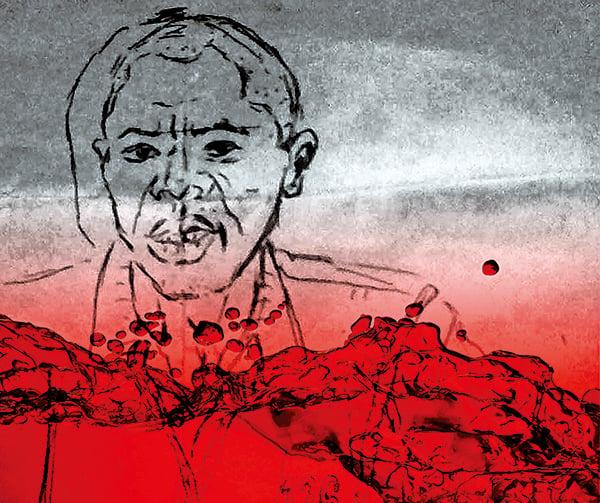 黑非洲的紅幻影