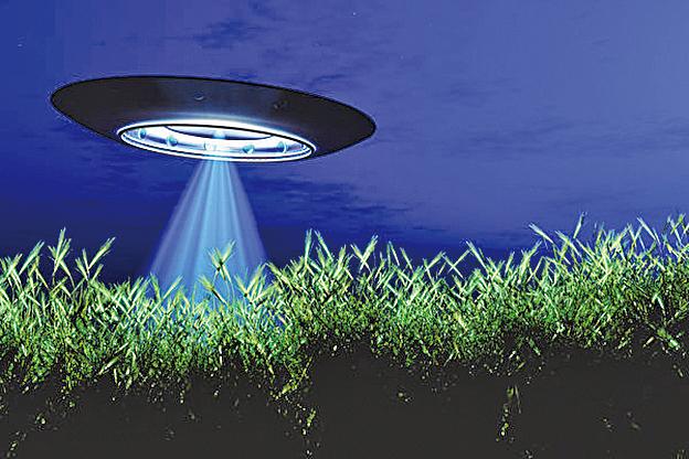 一名美國國防部(五角大樓)前官員近日表示,他認為有證據表明外星人造訪地球。(Fotolia)