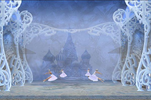 《胡桃夾子》雪花舞蹈。(Leko Littlebird. /Wikimedia Commons)