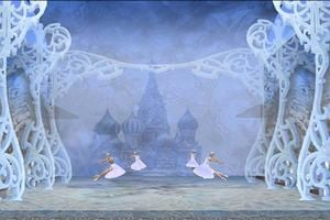 聖誕傳統夢幻芭蕾舞劇《胡桃夾子》