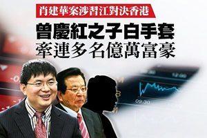 陳思敏:落網一年大鱷肖建華「透底過關」?