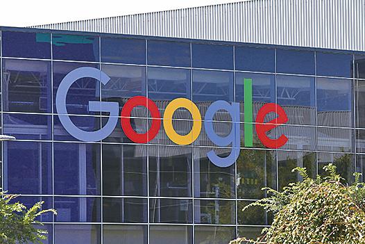 英國警告谷歌、臉書等科技巨頭公司若打擊網絡上極端主義的力度不夠,可能會對他們課徵新稅。(Getty Images)