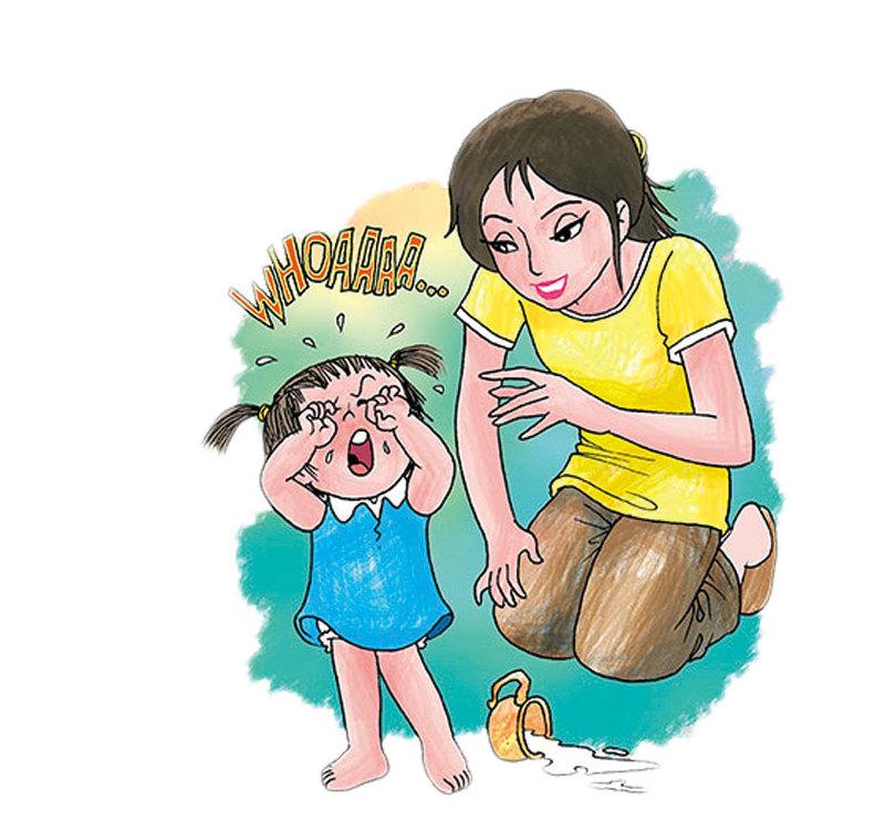 從小孩11種行為看父母身教