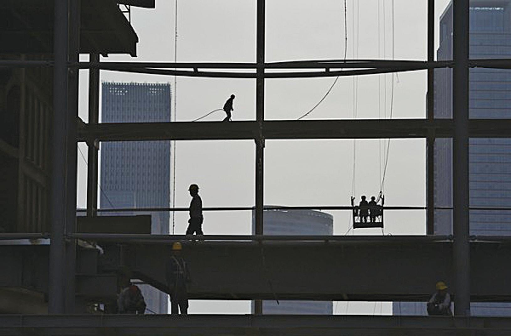 新年伊始,有分析師在經濟展望中談及中國經濟時表示擔憂。(Getty Images)