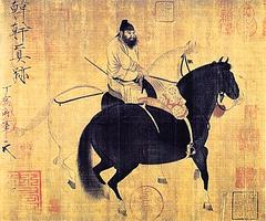 中國畫背後的神奇內涵