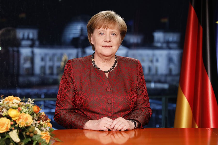 德國總理默克爾(Angela Merkel)。(Michele Tantussi-Pool/Getty Images)899826828