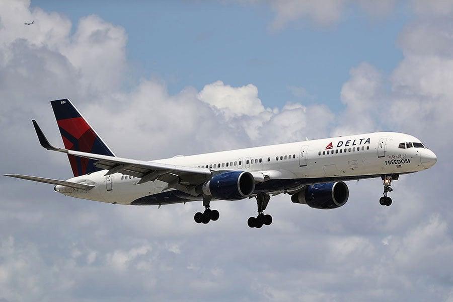 駕駛艙驚見意外「乘客」 達美航班返航