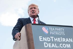 特朗普或翻轉奧巴馬對伊政策