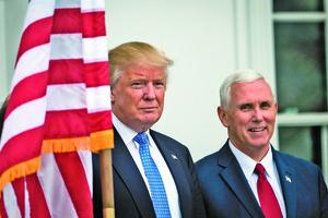 特朗普政績亮眼 兌現十大競選承諾
