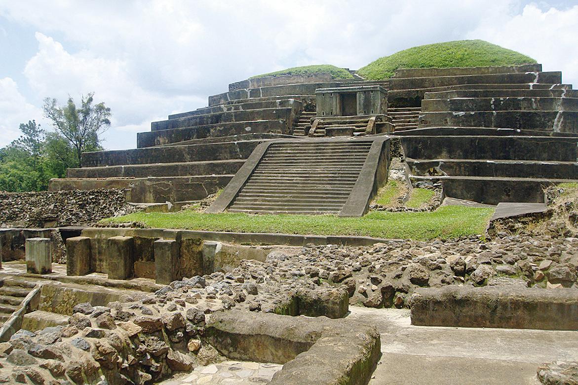 塔蘇莫金字塔。(維基百科)