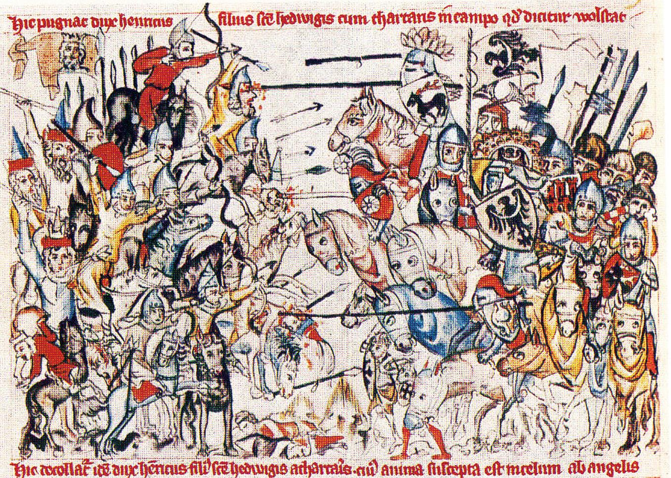 蒙古西征圖 (維基百科公有領域)