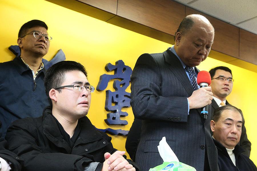 王炳忠等人涉共諜案 中共三年金援五千萬台幣