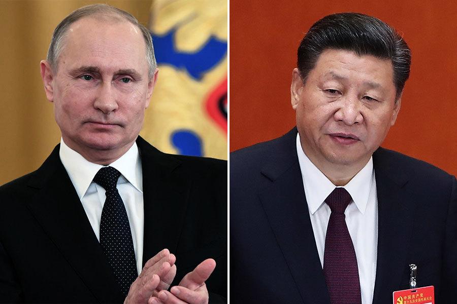 北韓把普京排習近平前 中朝關係冷凍現象頻現