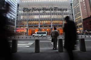 紐時換發行人 特朗普告誡其公正無私報新聞