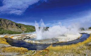 新研究:黃石地熱來自太平洋