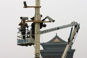 追蹤+定位 中共攝像頭如何監控14億中國人