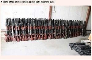 IS近半武器來自中國 分析:中共目的險惡