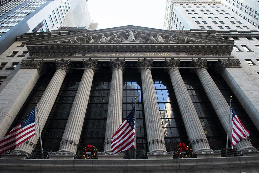 美股三大指數創新高 標普首破2700