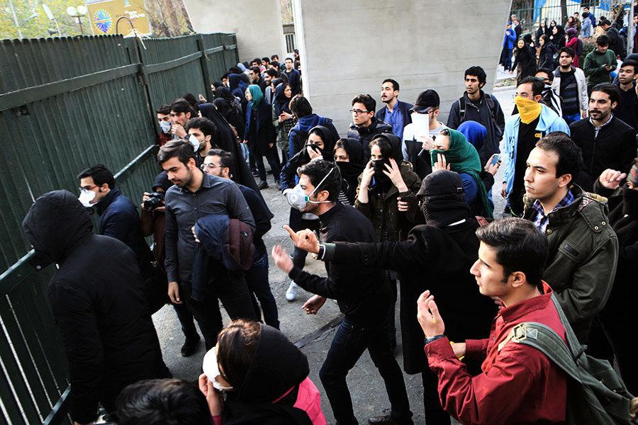伊朗示威者感謝特朗普支持「盼他國不要沈默」