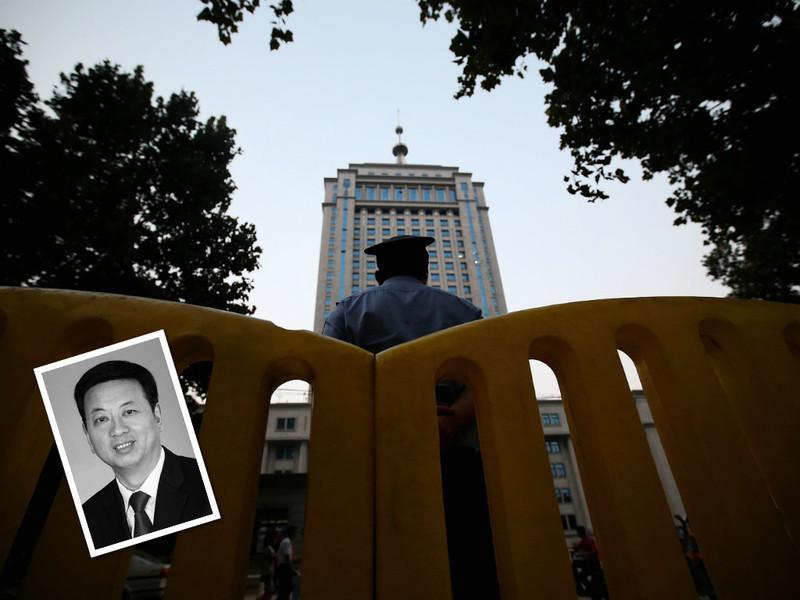 陝西副省長被秒殺 十九大後落馬四虎都是誰