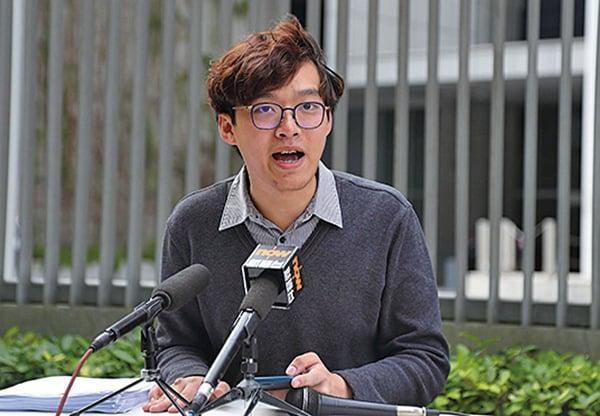 張秀賢揭「政商黑」圍標 涉建制政黨房協成員