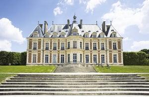 蘇鎮城堡 巴黎周邊最美麗的城堡 (上 )
