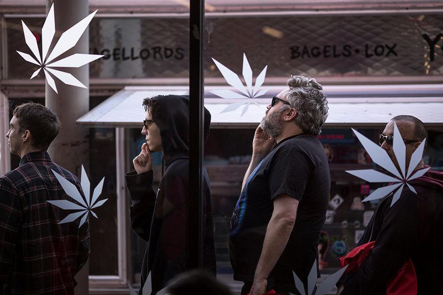 美司法部長令嚴打 加州大麻合法化恐成泡影