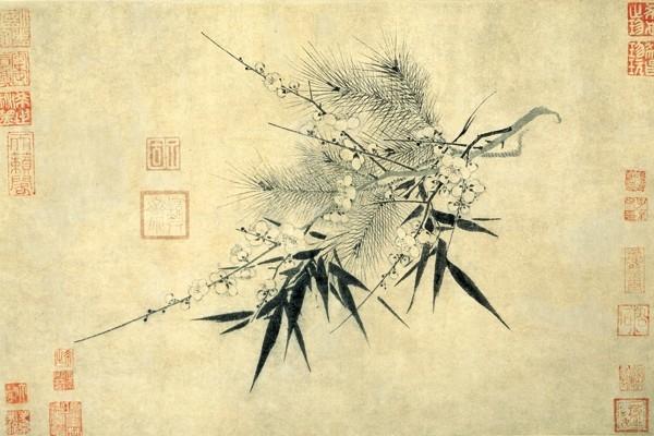 為什麼稱松、竹、梅為「歲寒三友」?