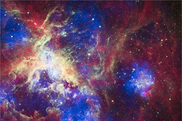 遙遠太空突現大量巨星 天文學家震驚