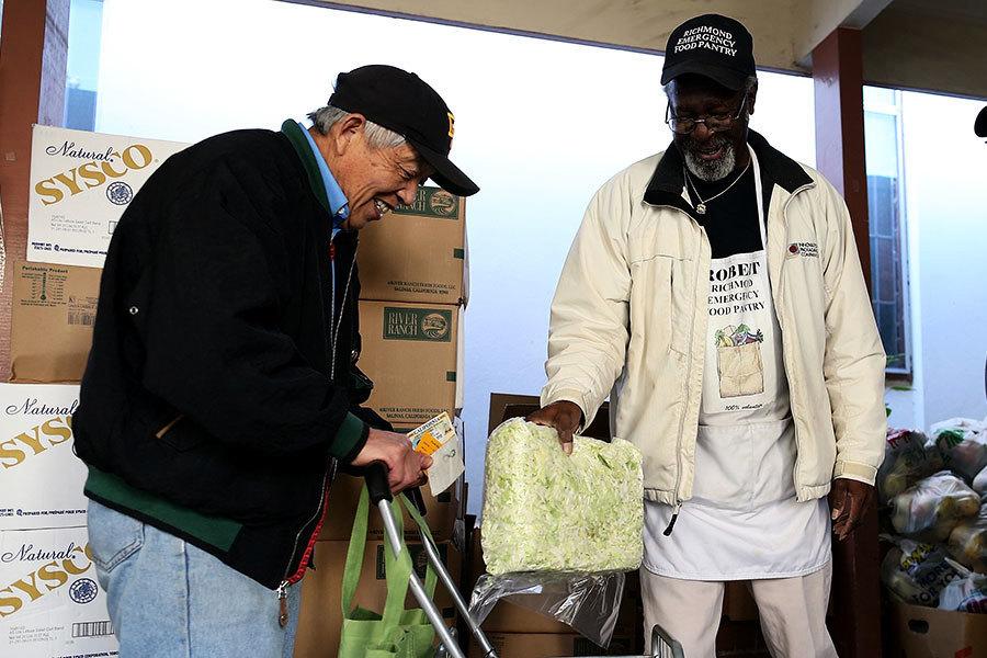 特朗普治下 食品券領取人數下降200萬
