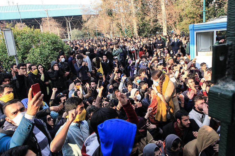 伊朗爆發示威抗議 中共封殺消息為哪般