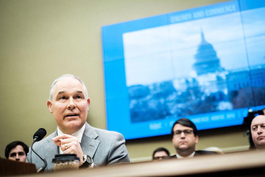 白宮要求美環保局提速 年內推出新規