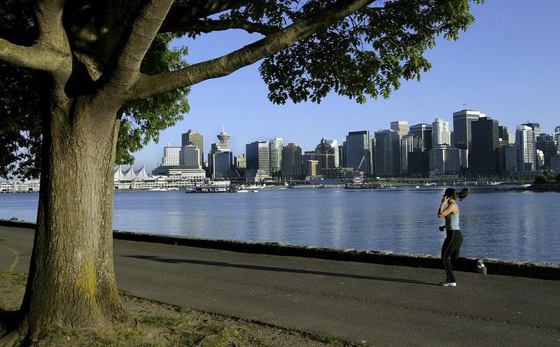 中國人對溫哥華市房市的求房若渴,絲毫不見消退。(路透社)