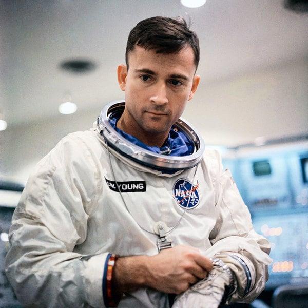美太空人約翰楊病逝 生前創下多項航太紀錄