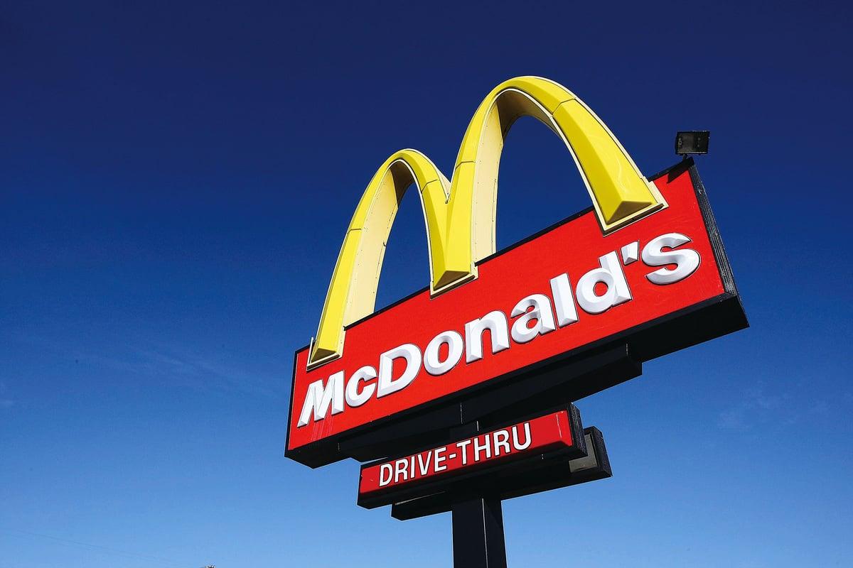 金拱門是麥當勞的標誌。(網絡圖片)