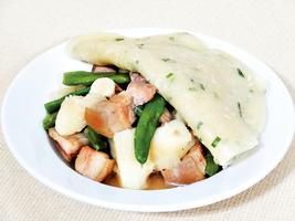 【美食典故】東北名菜 烀餅的由來