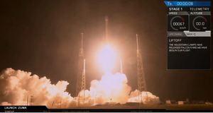 SpaceX新年首射火箭 搭載美政府神秘飛船