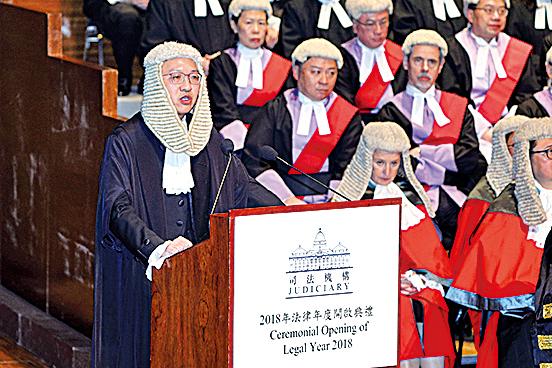 大律師公會:司法獨立是港價值核心