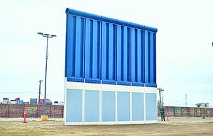 美墨邊境牆預算曝光  長1000英里 10年180億