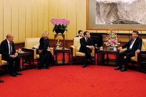 【新聞看點】馬克龍訪華 為何首訪西安?