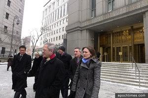 何志平紐約否認控罪 保釋申請被拒