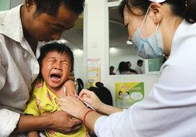 在中國養孩子的悲哀