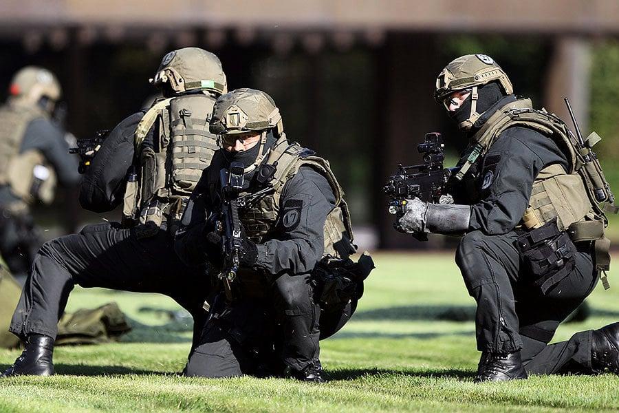 組建德國特種反恐部隊GSG9的傳奇英雄去世
